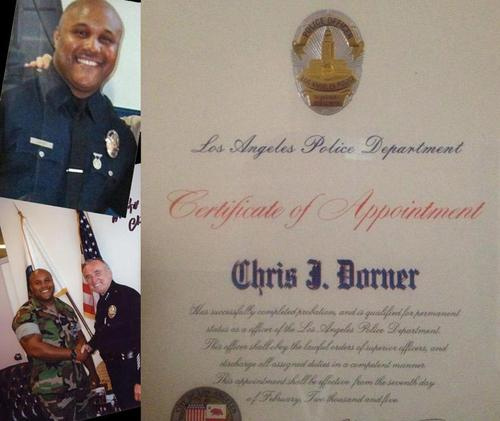 The Christopher Dorner manhunt