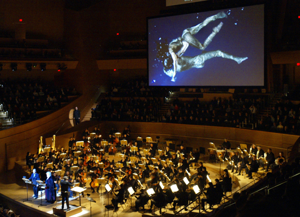 "The second act of the ""Tristan Project,"" with Esa–Pekka Salonen conducting the Los Angeles Philharmonic."