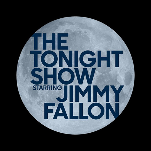 "The logo for ""The Tonight Show with Jimmy Fallon."""