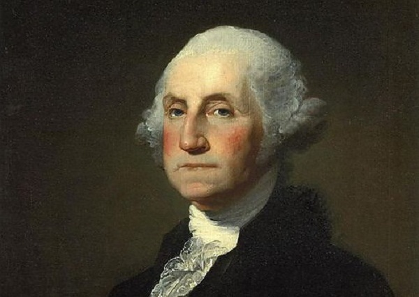 Gilbert Stuart Portrait of President George Washington