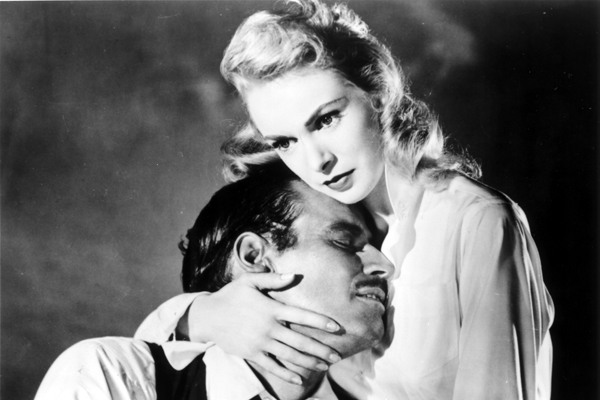 "Charleton Heston and Janet Leigh in a scene from ""A Touch of Evil,"" directed by Orson Welles."