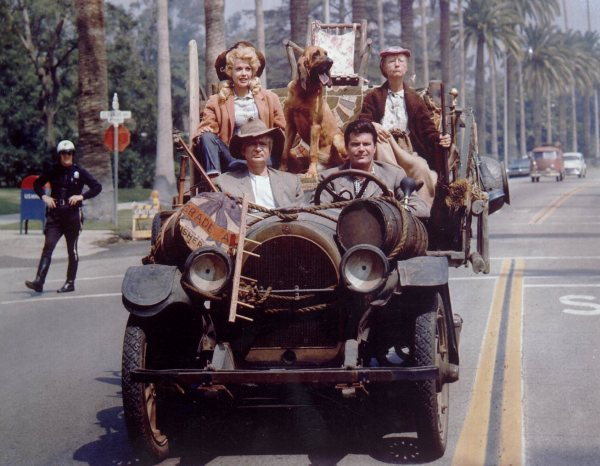 """The Beverly Hillbillies"" ran on TV from 1962 to 1971."