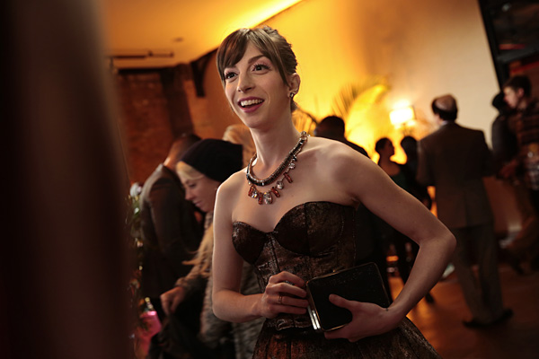 "Actress Molly Bernard in ""Younger."""