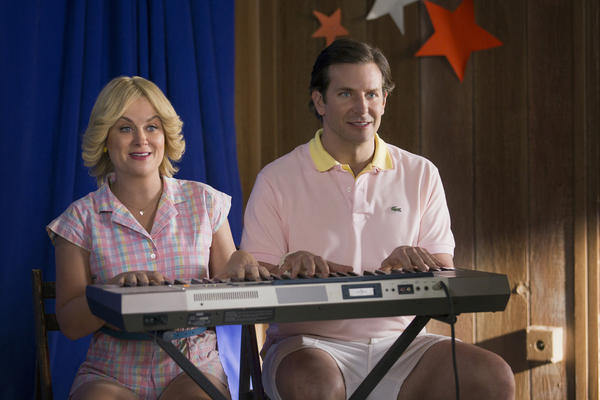 "Amy Poehler and Bradley Cooper in ""Wet Hot American Summer: First Day of Camp"""
