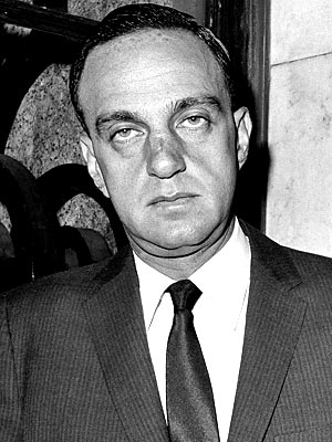 Roy M. Cohn was a portrayed in the play.