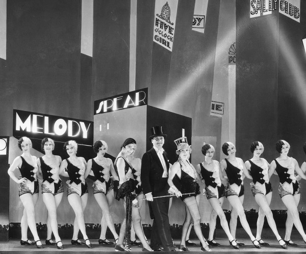 """Broadway Melody"" was released in 1929 and took top honors at the Academy Awards the next year."