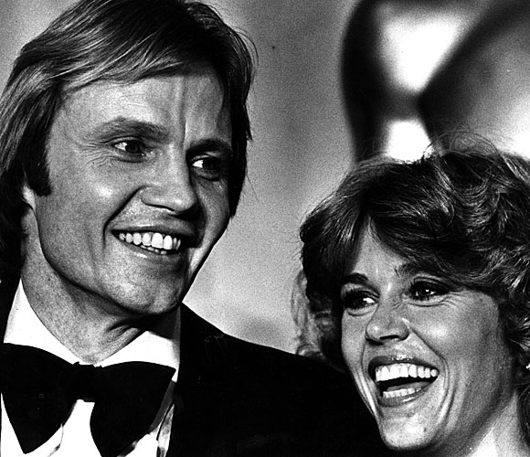 Jon Voight and Jane Fonda