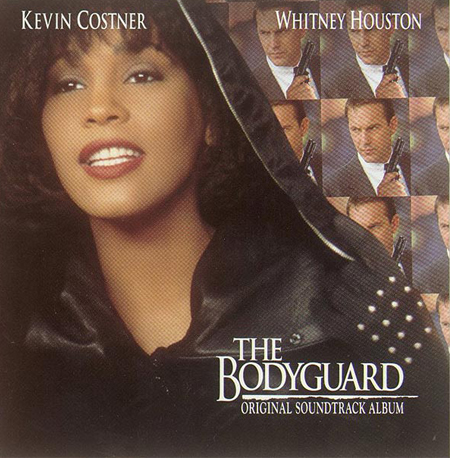 "Whitney Houston starred in the 1992 film ""The Bodyguard"" and recorded songs for its soundtrack."