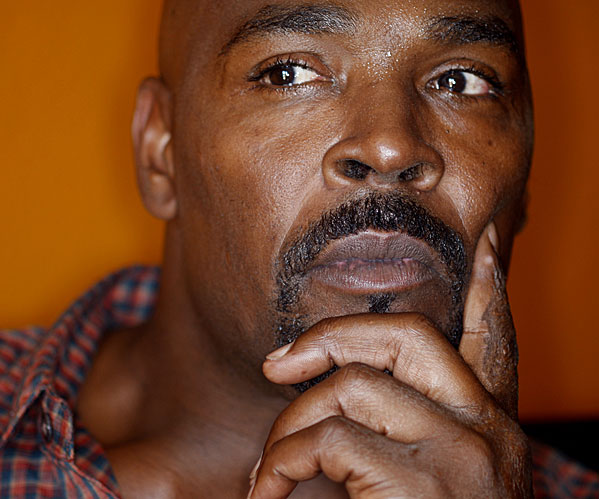 Rodney King in 2008.