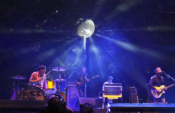 The Black Keys play the 2011 Coachella.