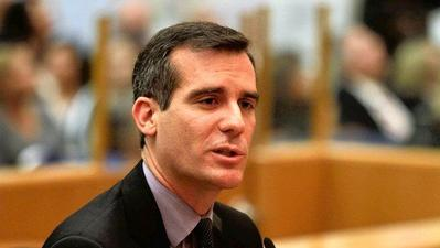 City Councilman Eric Garcetti