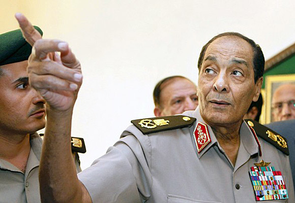 Field Marshal Mohamed Hussein Tantawi is the head of Egypt's ruling military council.