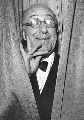 Ed Wynn takes the curtain as well as the award for best live show.