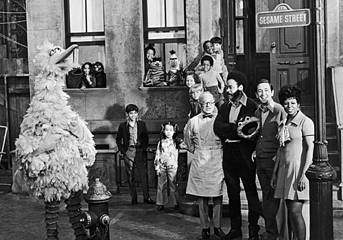 "In its first season, ""Sesame Street"" won the Emmy for children"