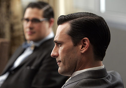 """Mad Men"" won the Emmy for drama series."