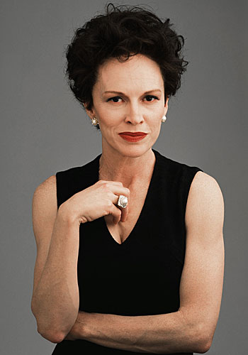 "Emmy winner Judy Davis in ""Life With Judy Garland."""