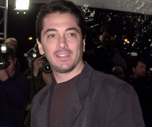 """Charles in Charge"" and ""Happy Days"" star Scott Baio in 2001."